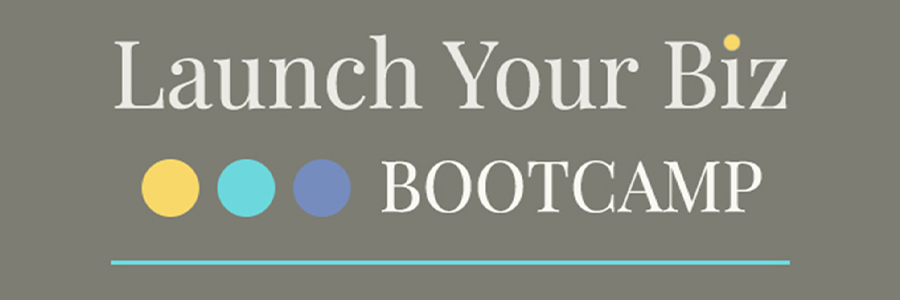 launch your biz bootcamp button