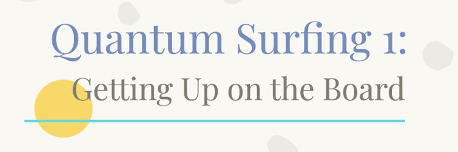 quantum surfing course button